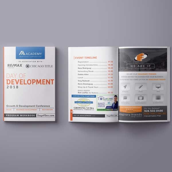 Ledger Size Booklet